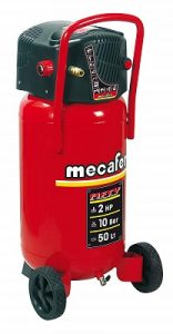 Compresor para pintar Macafer 50 lt