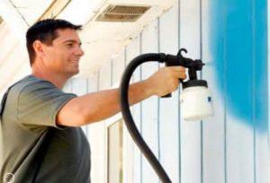 Pintar con un compresor de aire