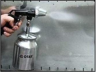 maquina de chorro de arena portatil