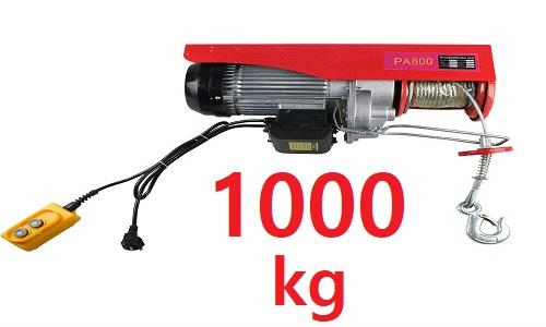 polipasto 1000 kg
