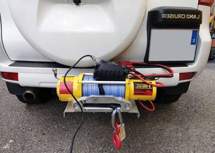 cabrestante electrico 12v para remolque