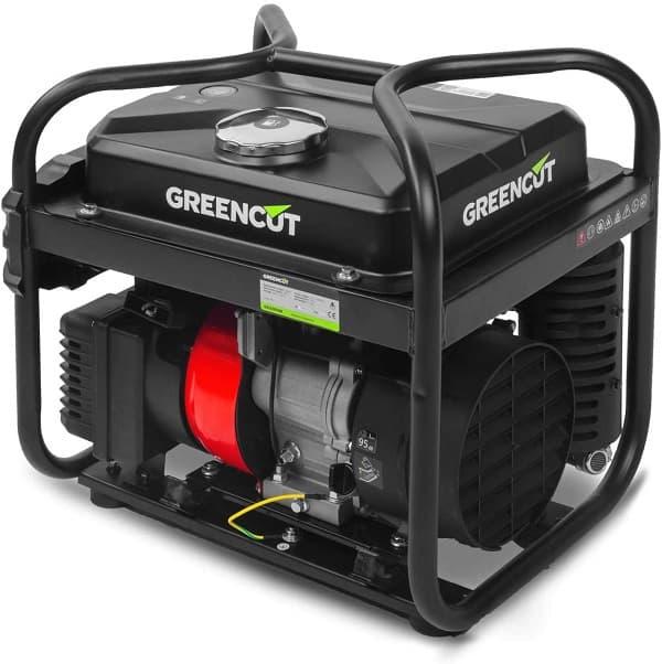 Generador eléctrico de gasolina inverter