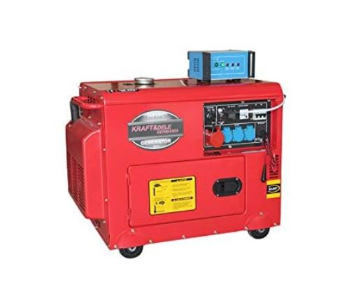 generador diesel silencioso