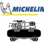 Compresor Michelin Vcx 100 3hp 100l