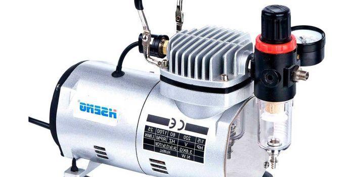 Compresor De Aire Pequeño Para Soplar