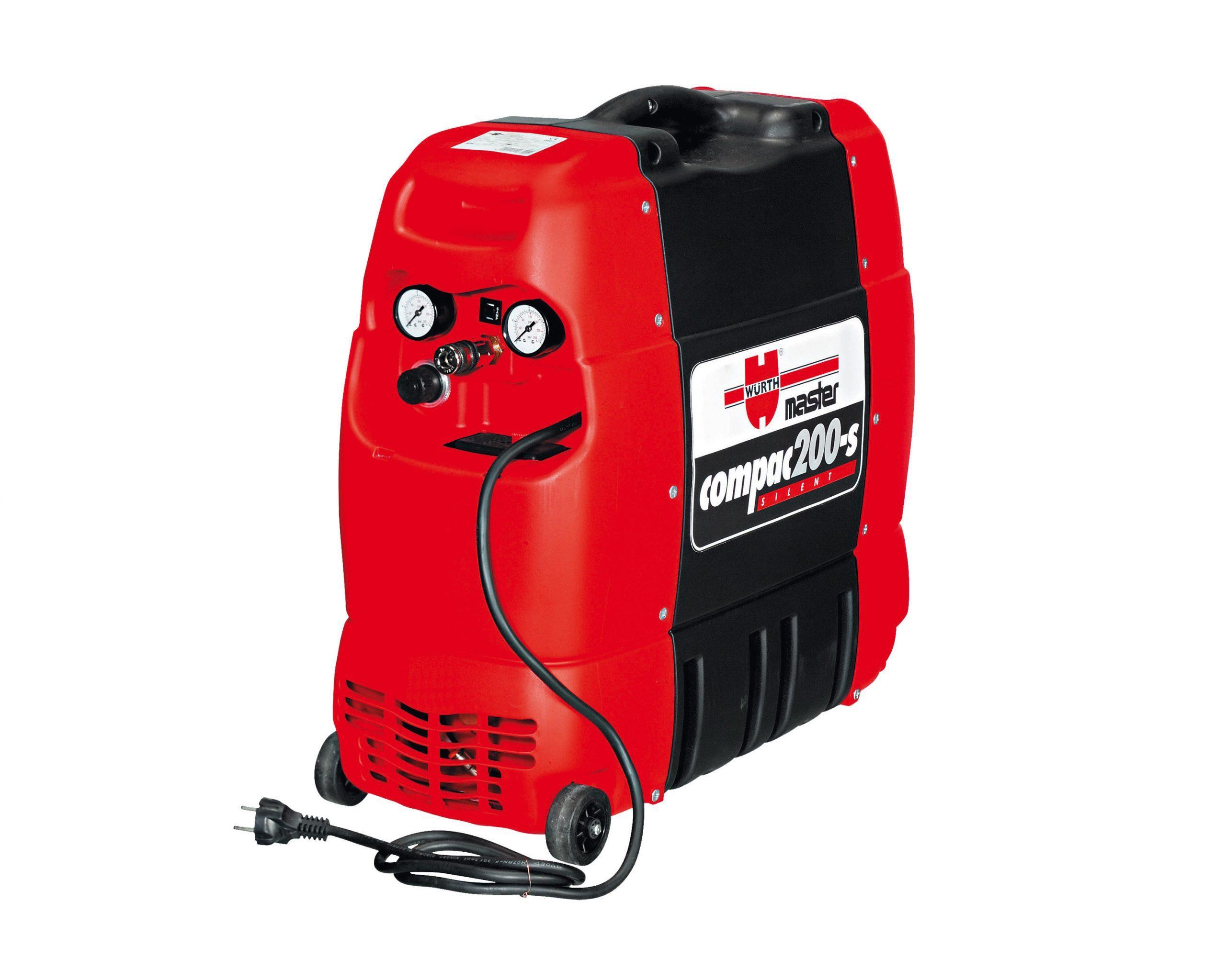 Compresor De Aire Pequeño Wurth