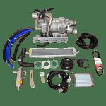 Kit compresor para coches